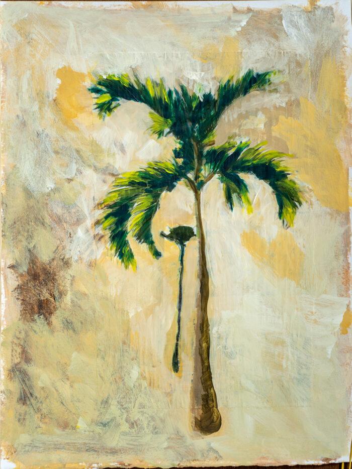 Twee palmen