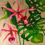 Lelie, Vingerplant